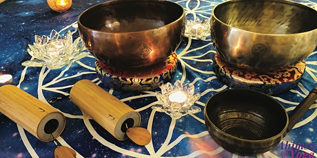 Singing Bowl Sound Healing Workshop 颂钵声浴疗愈工作坊 tickets