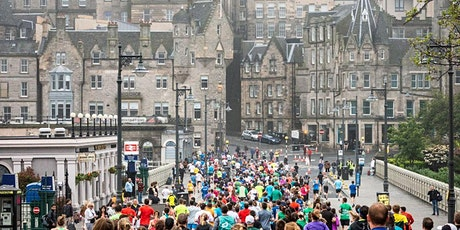 Men and Women's 10k Edinburgh 2021 tickets