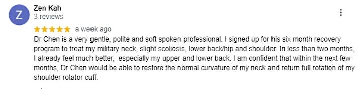FREE Spine & Posture Check image