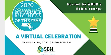 2020 Sustainable Business of the Year Awards Virtual Celebration tickets
