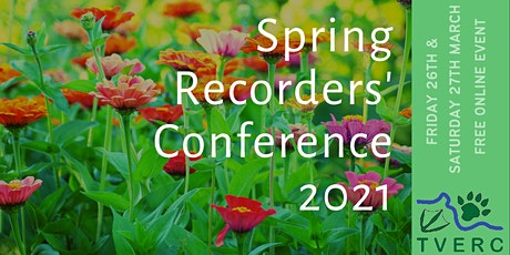 Online  Spring Recorders' Conference 2021 tickets