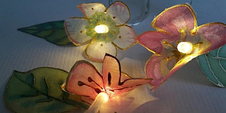 Silk Painted  Spring Blossom Lights tickets