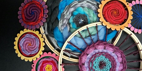 Spiral Weaving  and Weaving in the Round (Afternoon Session) tickets