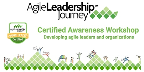 Online Agile Leadership Awareness Workshop March 1-26, 2021 tickets