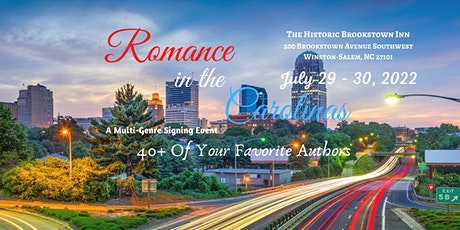 Romance In The Carolinas 2022 tickets
