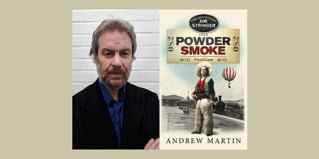 Andrew Martin: Powder Smoke tickets