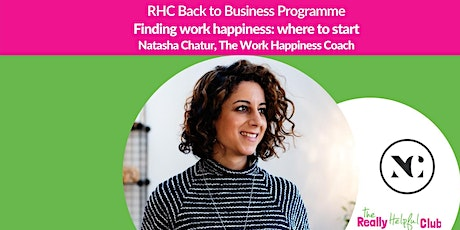 Maximise Your Work Happiness tickets
