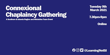 Chaplaincy Connexional Gathering tickets
