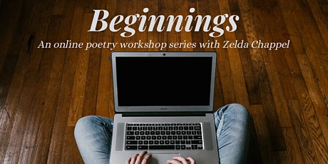 Poetry Workshop, Beginning Series (Tuesday Evenings) tickets