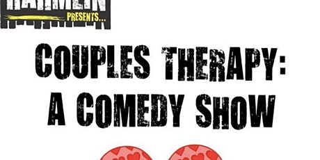 A Song & A Slice (Indoors + Distanced!): Couples Therapy - A Comedy Show tickets