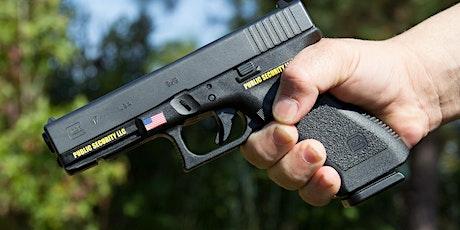 Handgun Qualification License HQL Class tickets