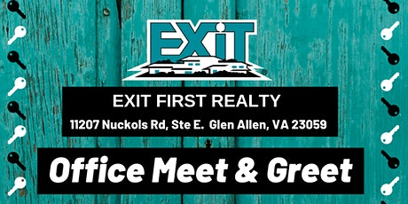 EXIT First Realty - Virtual Office Meet and Greet tickets