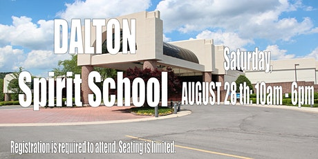 Dalton Spirit School tickets