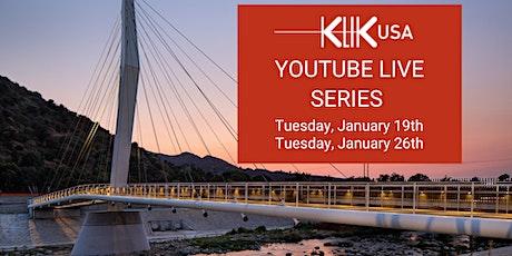 KLIK USA YouTube Series tickets