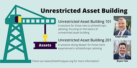 Unrestricted Asset Building 101 and 201 tickets