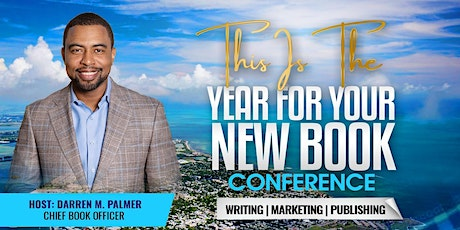 This Is The Year  For Your New Book Conference tickets