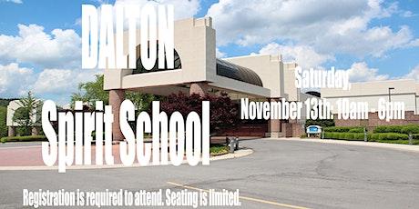 Dalton Spirit School tickets