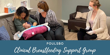 2021 Clinical Breastfeeding Group | Poulsbo tickets