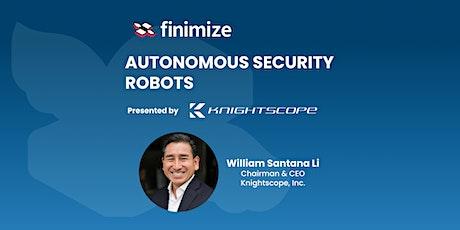 The Opportunity for Autonomous Tech tickets