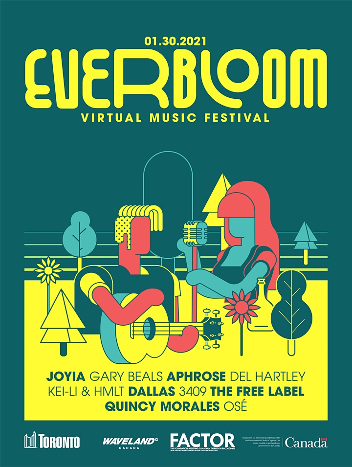 Everbloom Virtual Music Festival image