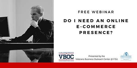Do I need an Online eCommerce Presence? tickets