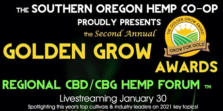 2nd Annual Golden Grow Awards Livestreaming tickets