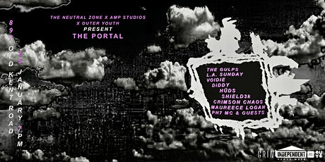 Outer Youth x AMP Studios  presents  The Portal as part of #IVW 21 tickets