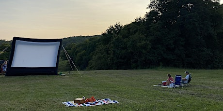 Outdoor Movie Night - Hook tickets