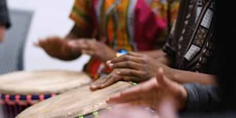 Djembe Hand Drumming Basics Course tickets