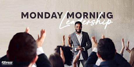 Monday Morning Leadership Live Virtual Training tickets