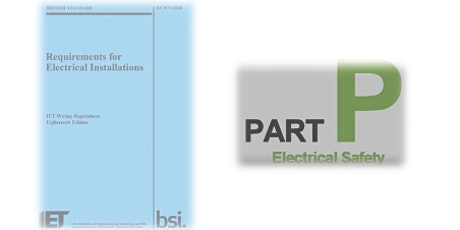 18th edition course IET wiring regulations tickets