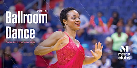 Virtual Ballroom Dance - Salsa Into The New Year tickets