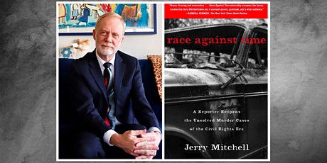 Author Jerry Mitchell Virtual Event tickets