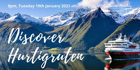Discover Hurtigruten Voyages tickets