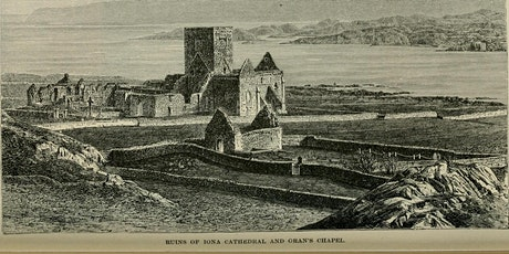 Lecture: Columba's Iona: Archaeology of the Thin Place tickets