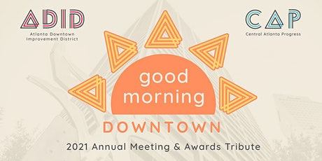 CAP/ADID 2021 Annual Meeting & Awards Tribute tickets