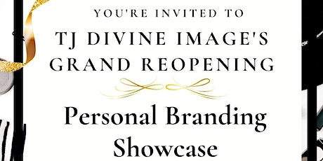 Personal Branding Showcase tickets
