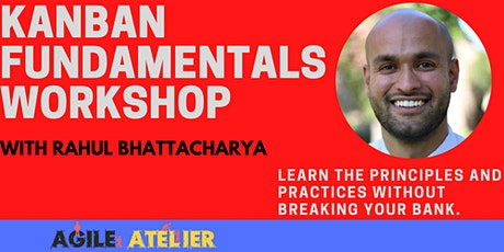 Agile Atelier: Kanban Fundamentals workshop billets