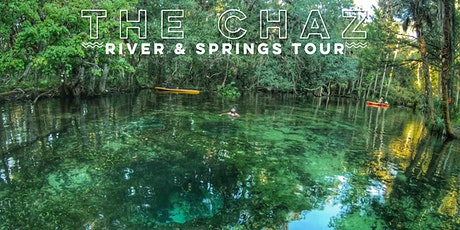 The Chaz River and Springs Paddle Tour tickets