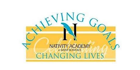 Nativity Academy Virtual Open House tickets