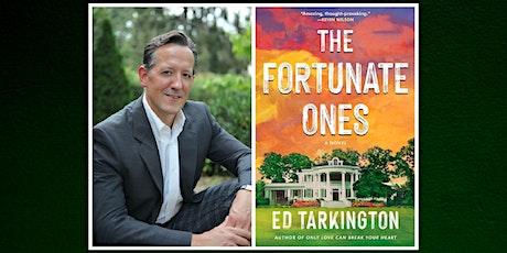 Author Ed Tarkington Virtual Event tickets