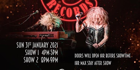 Evening Show - 31/01/21 - NTB @ Ram Jam Records at The Grey Horse, Kingston tickets