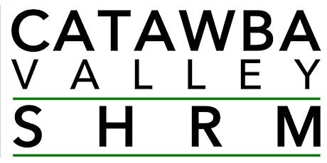 "Catawba Valley SHRM January 2021 ""VIRTUAL"" Chapter Meeting tickets"