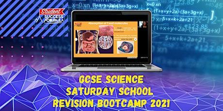 GCSE Science Saturday School tickets