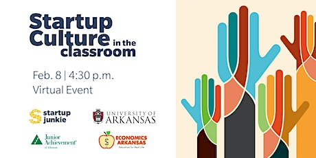 Startup Culture in the Classroom tickets