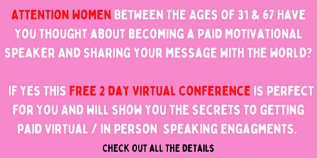 How To Become A Speaker and Increase Your Business! tickets