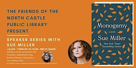 Author Talk with Sue Miller tickets