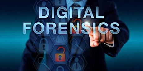 Anastacia Webster of Homeland Security presents Digital Forensics-FTKImager tickets