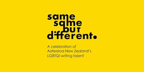 Samesame but different - Honoured Writer: Ngaio Marsh tickets