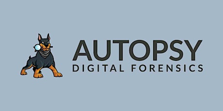 Anastacia Webster of Homeland Security presents Digital Forensics- Autopsy tickets